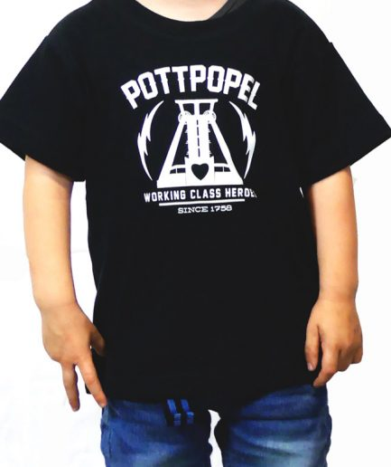 Pottpopel Foerderturm (Black)