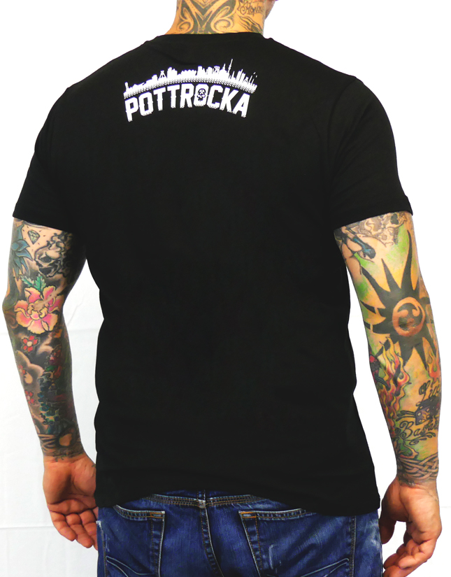 Men T-Shirts Ruecken