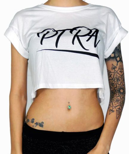 PTRA Rita Damen Crop Top-front